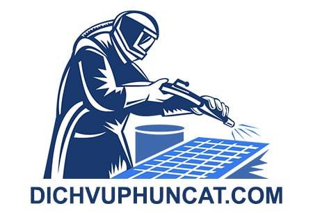 Dịch Vụ Phun Cát – Phương Tuấn 0964790322 Logo
