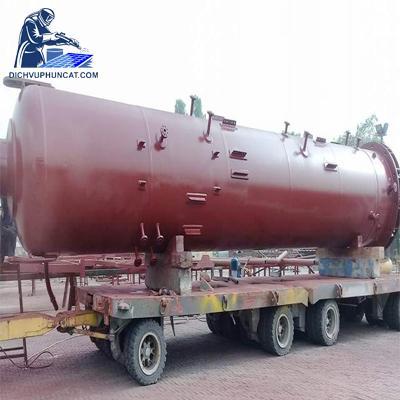 bồn bể silo